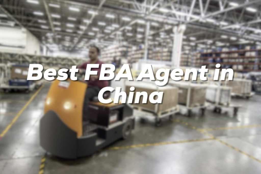 FBA Prep Services in China: Best FBA Agent in China